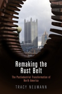 Remaking the Rust Belt cover